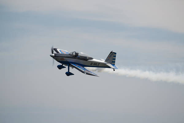 Photograph - Single Rv8tor Sunderland Air Show 2014 by Scott Lyons