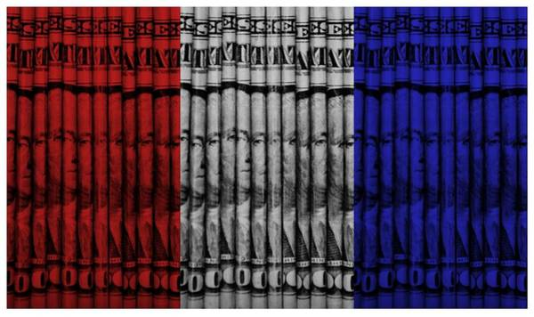 Photograph - Singles In Red White And Blue by Rob Hans