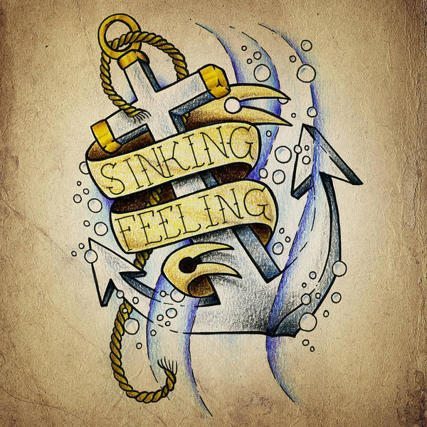 Wall Art - Photograph - Sinking Feeling by Samuel Whitton