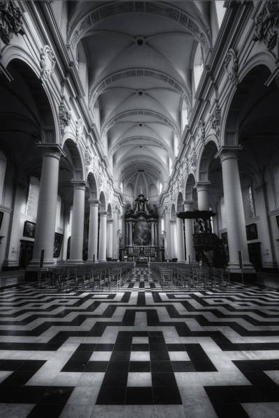 Photograph - Sint Walburgakerk by Joan Carroll