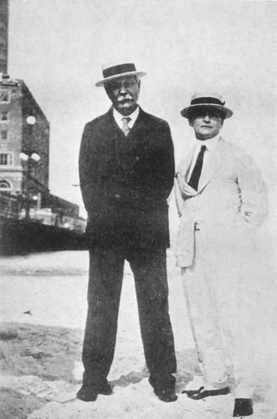 Conan Photograph - Sir Arthur Conan Doyle (1859-1930) by Mary Evans Picture Library