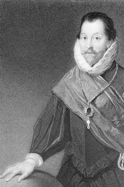 Sir Photograph - Sir Francis Drake by George Bernard/science Photo Library