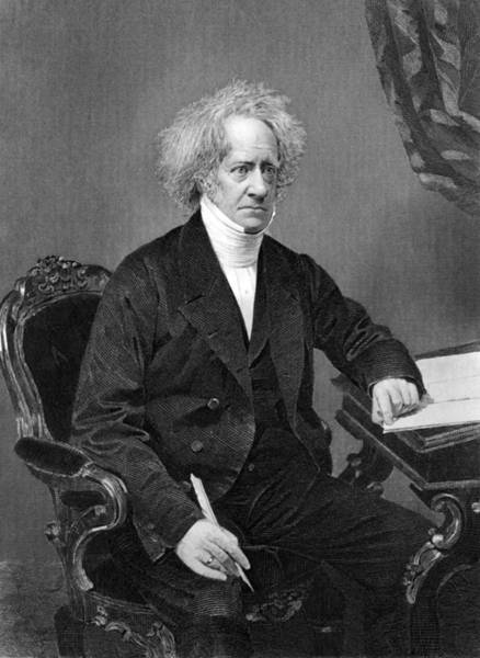 Astronomer Photograph - Sir Frederick William Herschel by Underwood Archives