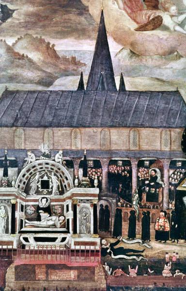 Painting - Sir Henry Unton (c1557-1596) by Granger