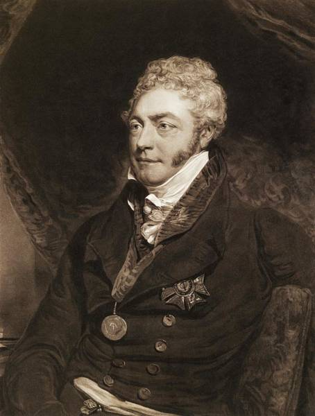 Wall Art - Photograph - Sir James Mcgrigor by Royal Institution Of Great Britain / Science Photo Library