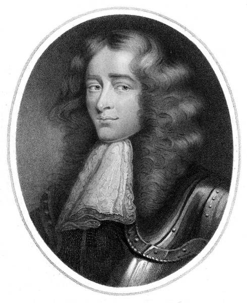 Courtiers Drawing - Sir John Trenchard (1640 - 1695?) by Mary Evans Picture Library