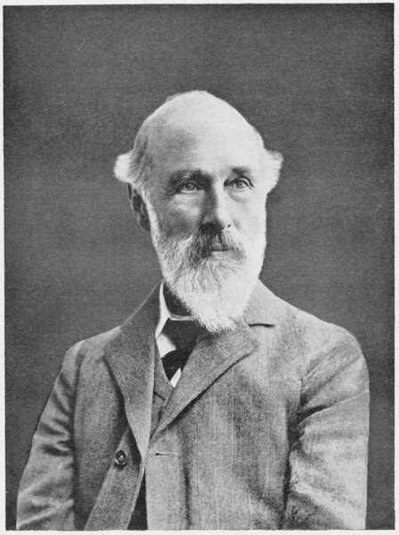 William And Mary Photograph - Sir William F Barrett  Scientist by Mary Evans Picture Library
