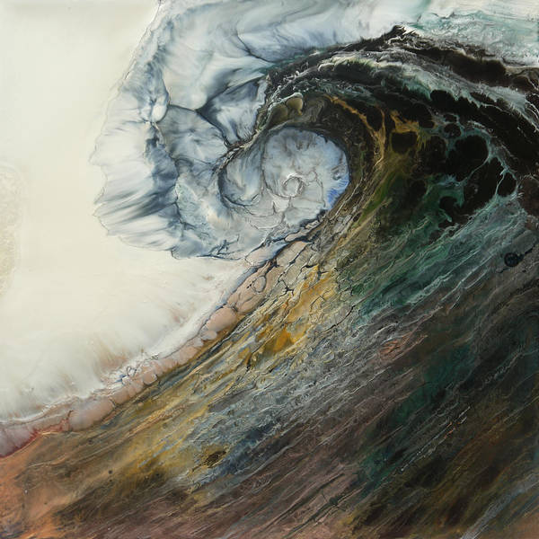 Monsters Painting - Siren Song Sold by Lia Melia