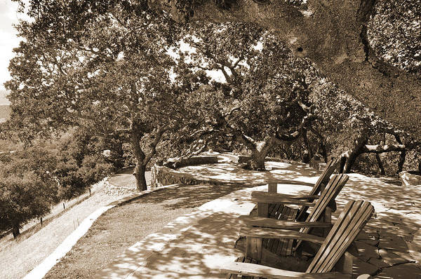 Photograph - Sit A Spell by Kirt Tisdale
