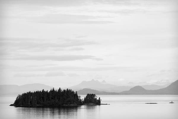 Minimalist Wall Art - Photograph - Sitka Alaska by Carol Leigh