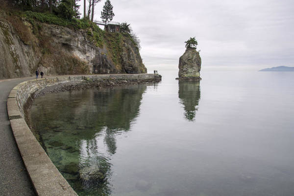 Photograph - Siwash Rock by Ross G Strachan