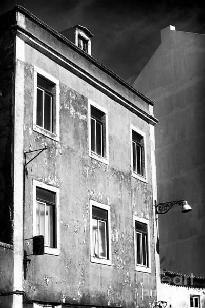 Wall Art - Photograph - Six Windows In Lisbon by John Rizzuto