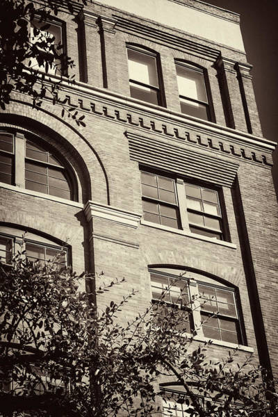 Photograph - Sixth Floor Window by Joan Carroll