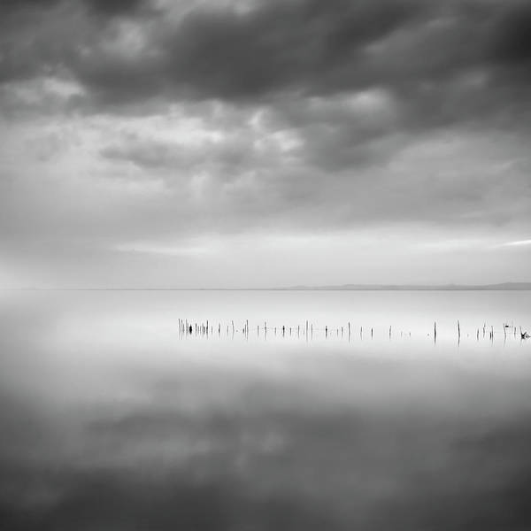 Wall Art - Photograph - Sixty Shades Of Gray by George Digalakis