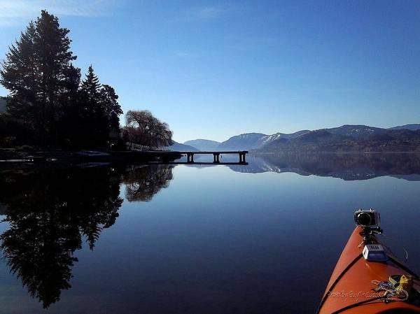 Skaha Lake Calm 2 Art Print