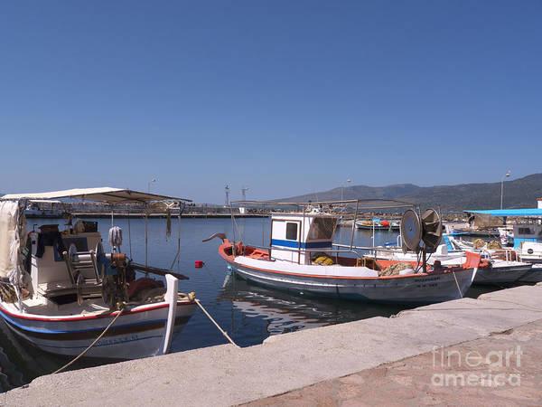Photograph - Eternal Greece by Brenda Kean