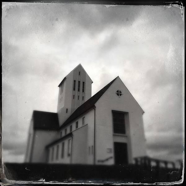 Wall Art - Photograph - Skalholt Church In Iceland by Matthias Hauser