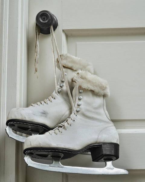 Wall Art - Photograph - Skating Boots by Krasimir Tolev