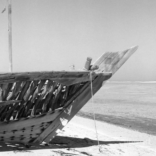 Photograph - Skeleton Ship by Paul Cowan