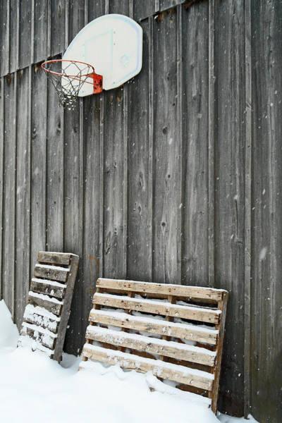Photograph - Skid Slam by Cyryn Fyrcyd