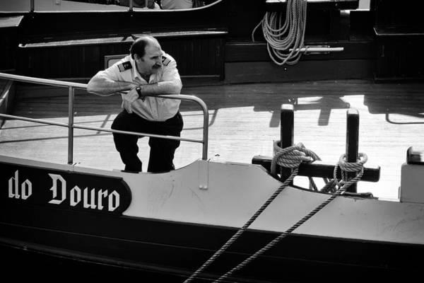 Photograph - Skipper In O Porto by Pablo Lopez