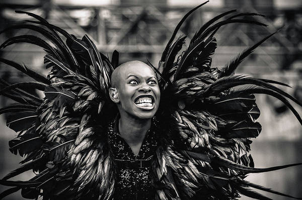 Carnival Photograph - Skunk Anansie by