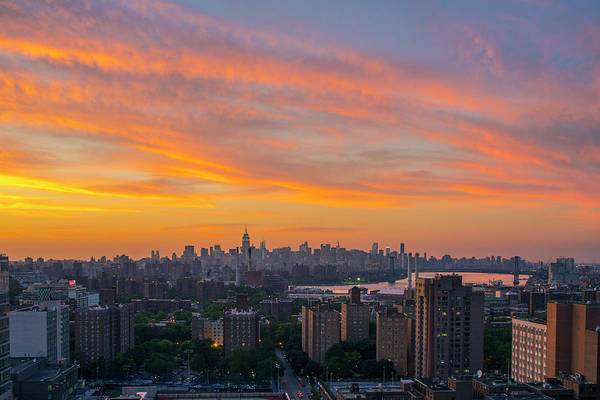 Williamsburg Photograph - Sky And City by Guillermo Murcia