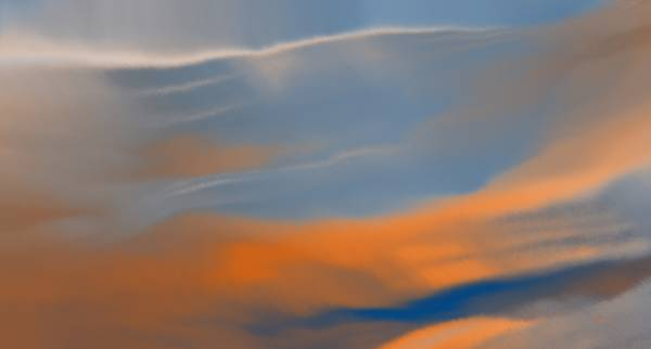 Broken Sky Digital Art - Sky Break by Wally Boggus