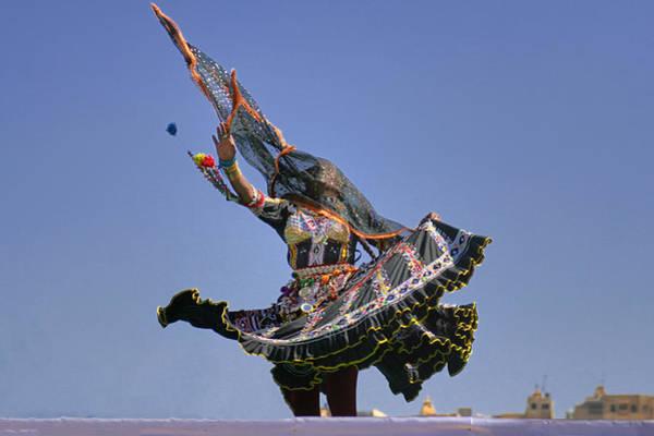 Folk Dances Photograph - Sky Dance by A Rey