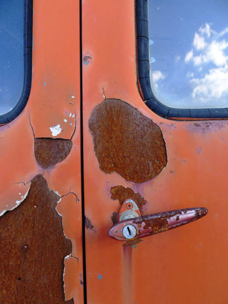 Photograph - Sky Door by Richard Reeve