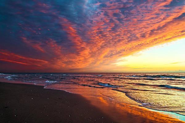 Photograph - Sky Explosion Over Delray Beach by Lynn Bauer