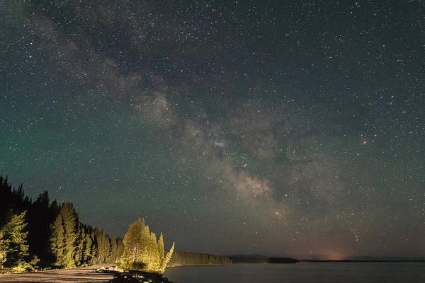 Photograph - Sky Lights by Kristopher Schoenleber