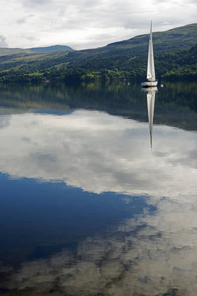 Photograph - Sky Sailing by Dubi Roman