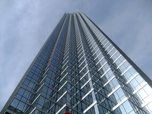 Photograph - Sky Scraper In Dallas by Philip Rispin