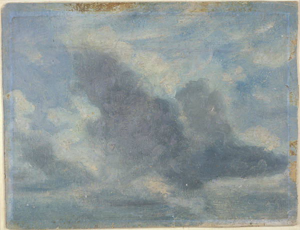 Wall Art - Drawing - Sky Study, Lionel Constable, 1828-1887 by Litz Collection