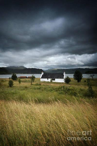 Photograph - Skye Cottage by David Lichtneker