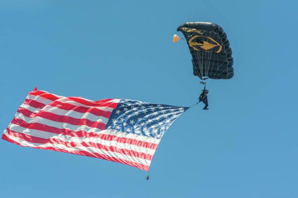 Skyfest, Airshow, Ussocom, Army Art Print