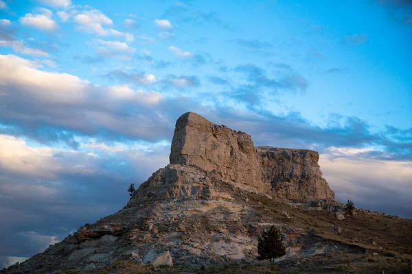 Photograph - Skyline by Donald J Gray