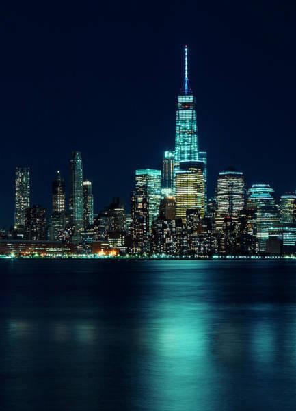 Photograph - Skyline Of New York City by Roland Shainidze Photogaphy