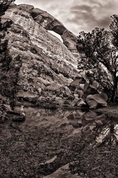 Wall Art - Photograph - Skyline Reflected by Juan Carlos Diaz Parra