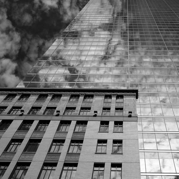 Photograph - Skyscraper 5b by Andrew Fare