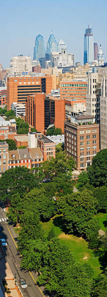 Washington Square Park Wall Art - Photograph - Skyscrapers In A City, Washington by Panoramic Images