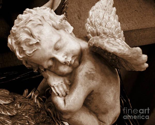Photograph - Sleeping Angel by Susanne Van Hulst