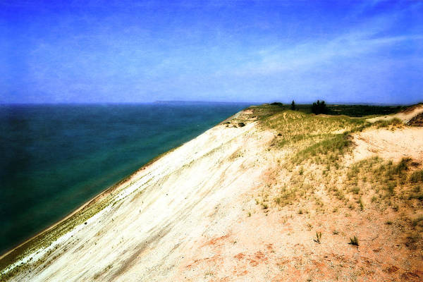 Photograph - Sleeping Bear Dunes National Lakeshore 2.0 by Michelle Calkins