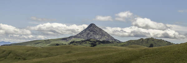 Photograph - Sleeping Woman Mountain by Thomas Young