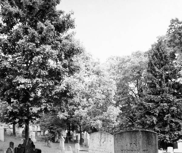 Photograph - Sleepy Hollow Cemetery by Granger