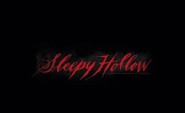 Wall Art - Digital Art - Sleepy Hollow - Logo by Brand A