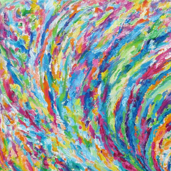 Essence Digital Art - Slice-o-life 01 A-top-left by Julie Turner