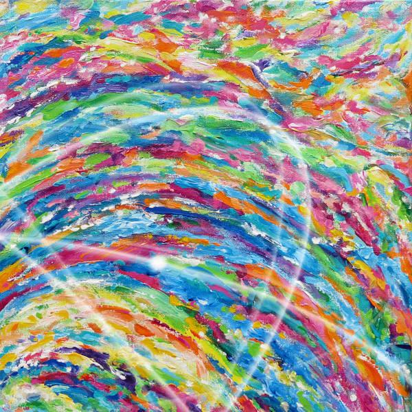 Essence Digital Art - Slice-o-life 02 B-top-right by Julie Turner