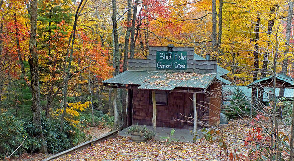 Photograph - Slick Fisher General Store by Duane McCullough